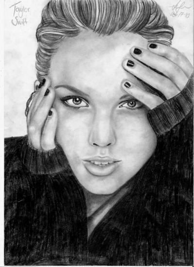 Taylor Swift by Fleron